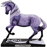 "Enesco Trail of Painted Ponies ""Storm Rider"" Stone Resin Horse Figurine, 7"""