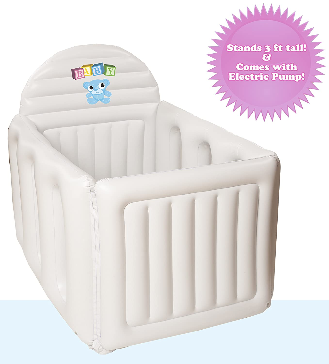 Amazon.com : ABDL Inflatable Crib : Baby