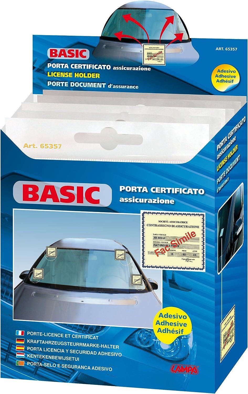 Lampa 65357 Porta-Assicurazione