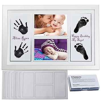 Amazon.com : Gimars DIY Large Safety Ink Pad & 4x6\