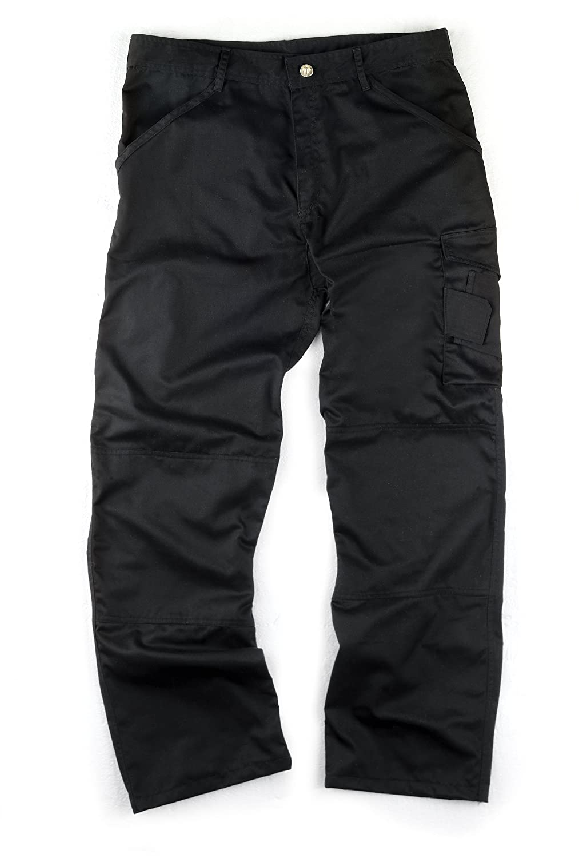"Scruffs Clip Belt Black Work Worker Belt Workwear Hardwear Fits 30/"" 40/"" Waist"