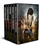 Cursed by Magic: 5 Full-Length Urban Fantasy Books (English Edition)