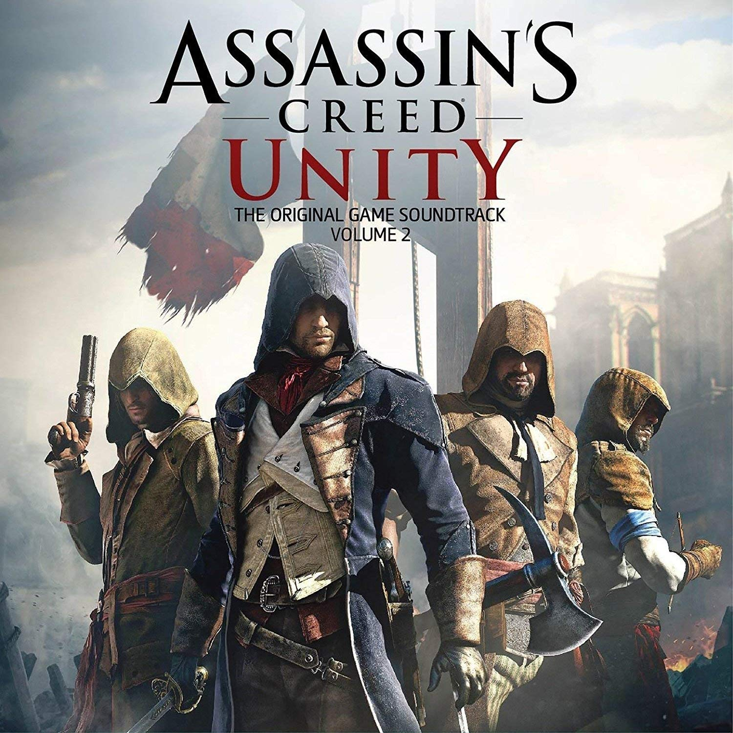 Sarah Schachner Assassin S Creed Unity 2 Original Game