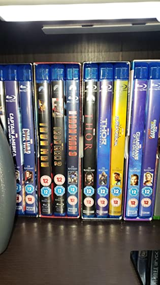 Thor: 3-movie Collection Love it!