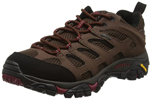 Merrell Moab Gore-Tex, Men's Lace-up Low Rise Hiking Shoes - Brown