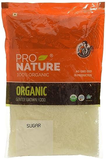 Pro Nature 100% Organic Sugar, White, 500g