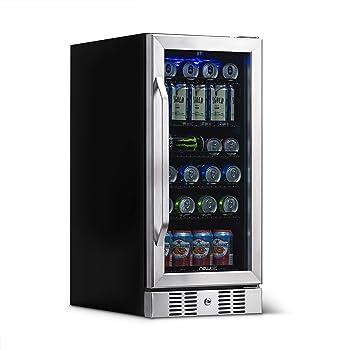 NEWAIR ABR-960 96 Cans Beverage Cooler/ Refrigerator