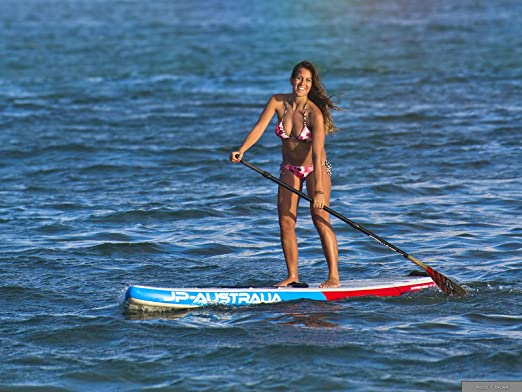 Jp de Australia Allround de Air 11 0 Le Sup 2017 Standup - Tabla de Surf de remo hinchable Incluye supwave. de Coil de Leash, Stand Up Paddle: Amazon.es: ...