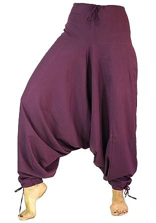 Guru-Shop Afghani, Hose, Haremshose, Pluderhose, Pumphose, Aladinhose, Damen 77a1e2f848