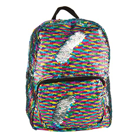 Labs Magic mochila de lentejuelas