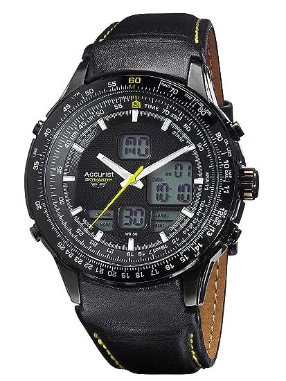 Reloj analógico/digital de pulsera Accurist Skymaster para ...