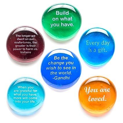 Quotes For Encouragement   Amazon Com Encouragement Stones Motivational And Inspirational