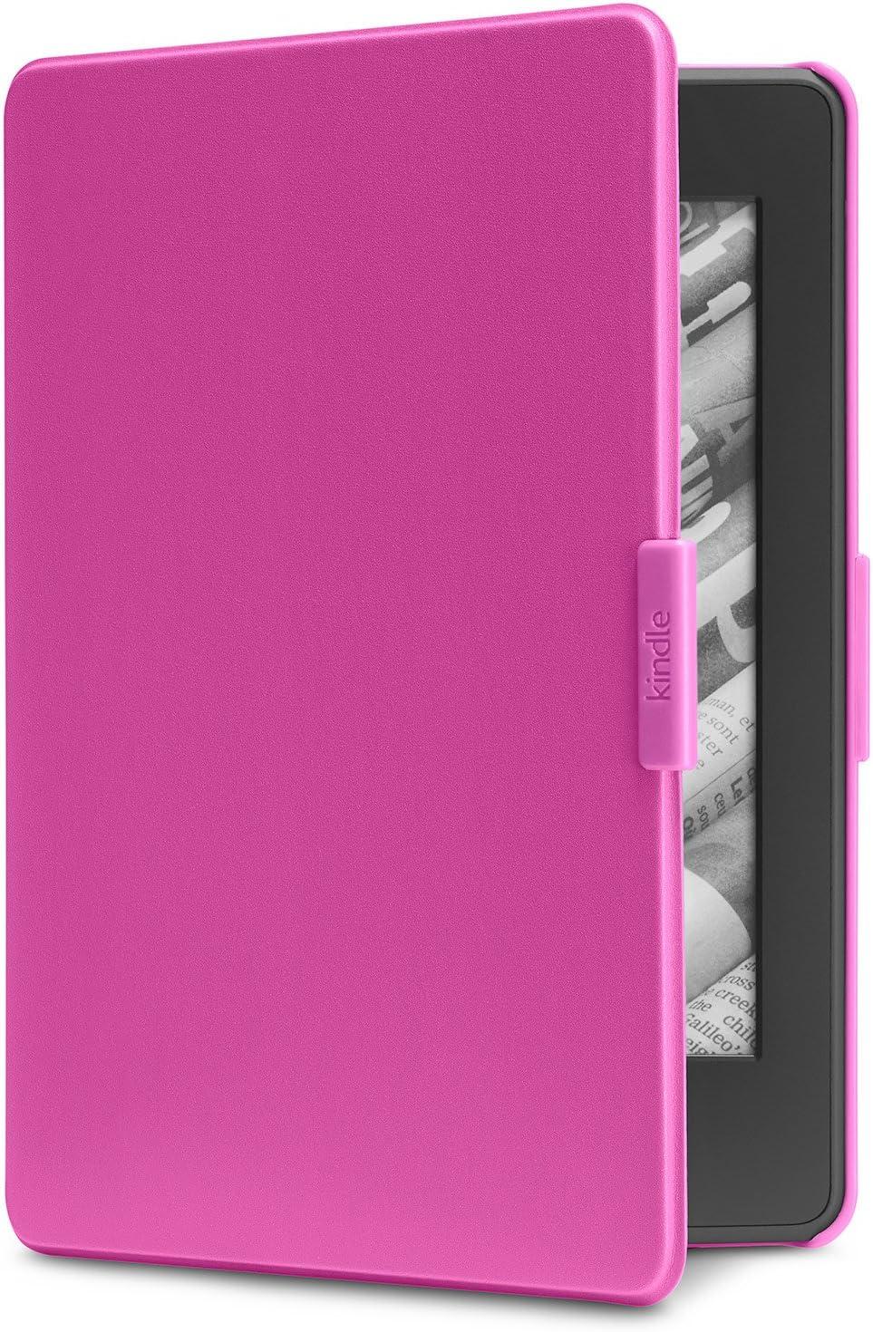 Amazon - Funda protectora para Kindle Paperwhite, color magenta - compatible con todas las generaciones de Kindle Paperwhite
