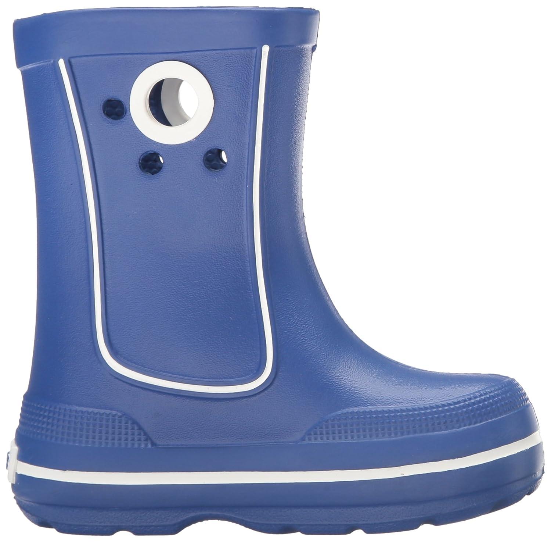 Crocs Unisex-Child Crocband Jaunt Kids Rain Boot