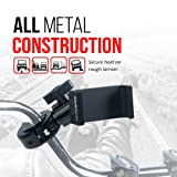 Metal Motorcycle Mount for Phone - by TACKFORM
