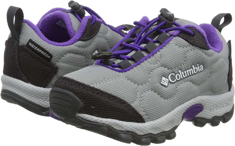 Columbia Firecamp Sledder 3 Chaussures Imperm/éables Mixte Enfant