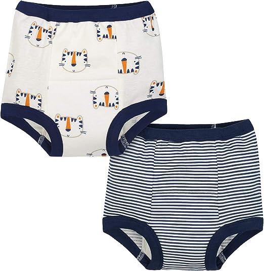 GERBER Baby Boys 4-Pack Training Pant