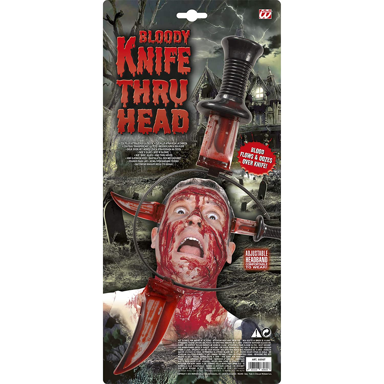 Amazon.com: Bloody Knife Through Head: Home Improvement