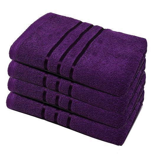 Towelogy® Juego de Toallas de Mano 100% algodón Egipcio 500 g/m² ...