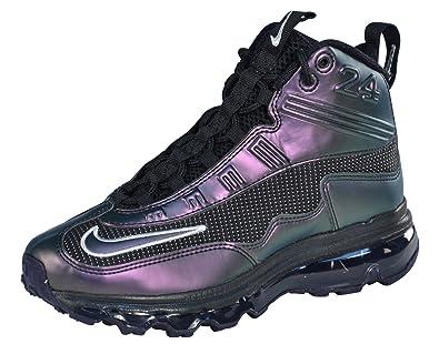 3c6f179dfe8d Amazon.com  Nike Boys  Youth Air Max Jr. 360 Ken Griffey Jr. Shoes-Black Multicolor-7   Shoes