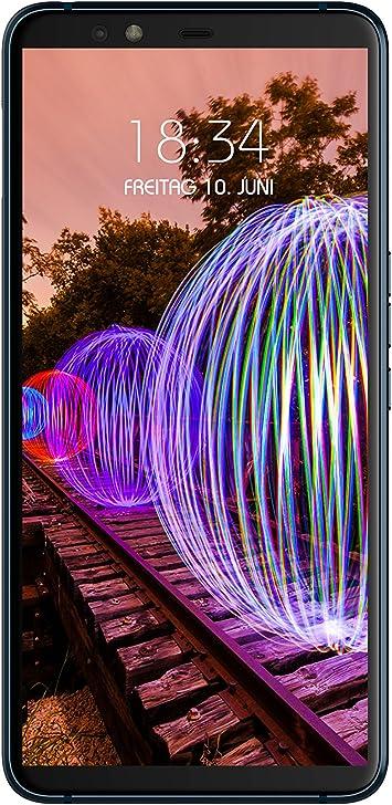 Jvc J20 14,35 cm (5,65 Pulgadas) Smartphone (Pantalla HD, 64 GB de ...