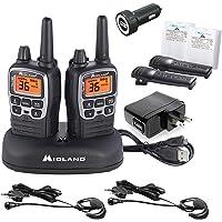 $99 » Midland - X-TALKER T77VP5, 36 Channel FRS Two-Way Radio - Up to 38 Mile Range Walkie…