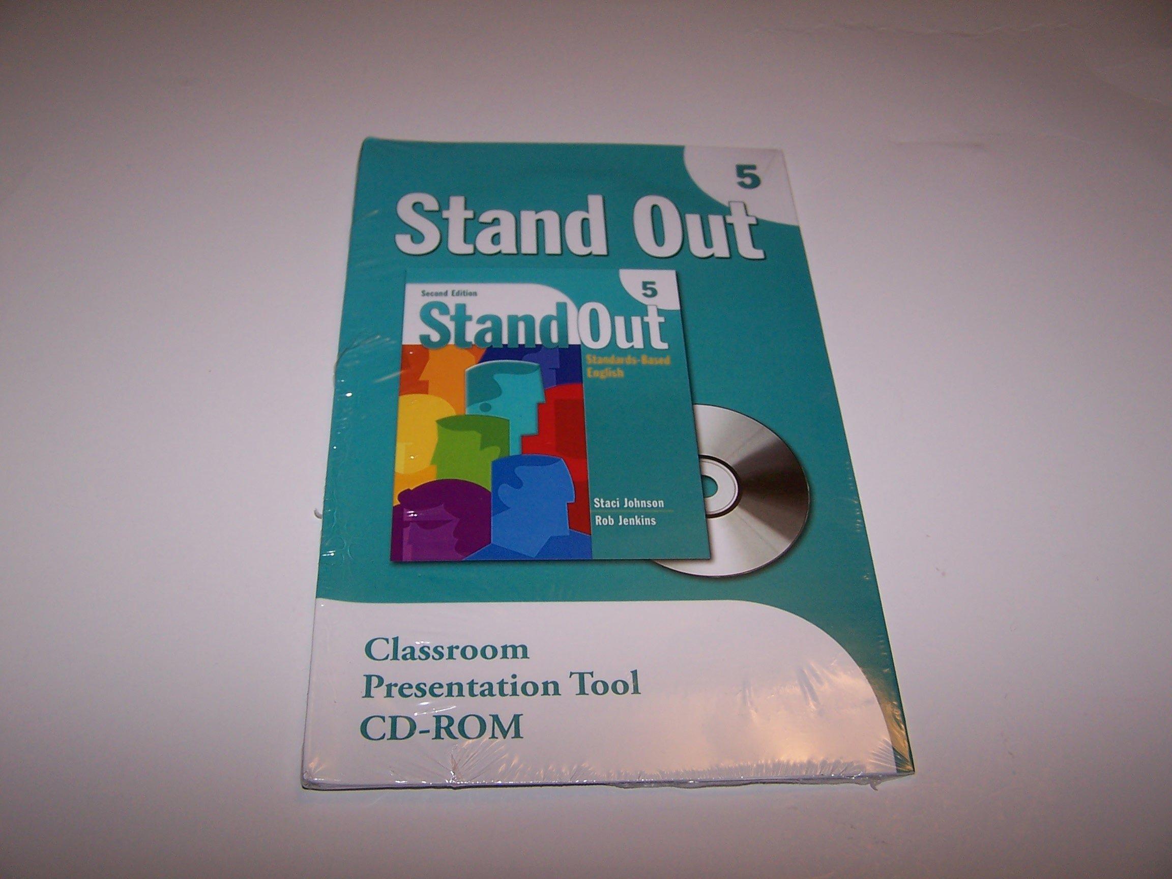 Download Stand Out 5 Presentation CD pdf epub