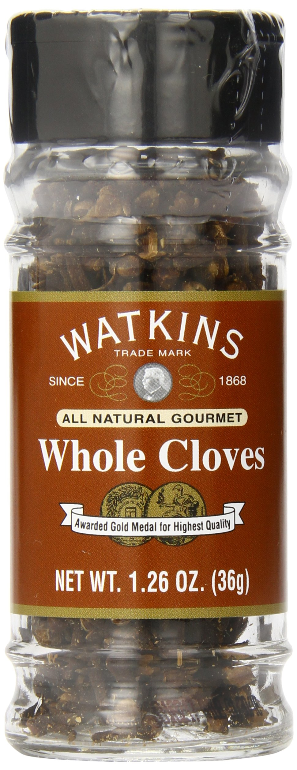Watkins Gourmet Spice, Whole Cloves, 1.26 Ounce