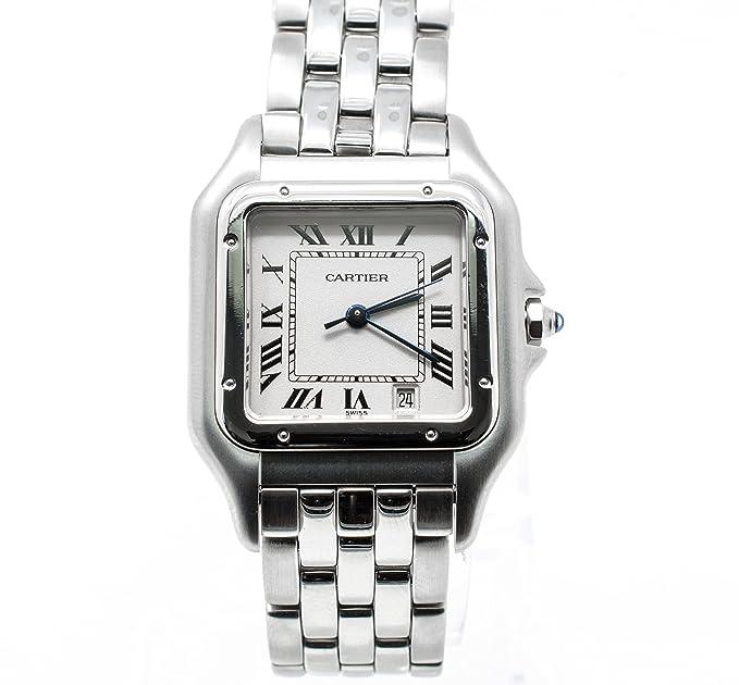 Cartier Panthere Cuarzo Mujer Reloj 1310 (Certificado) de Segunda Mano: Cartier: Amazon.es: Relojes
