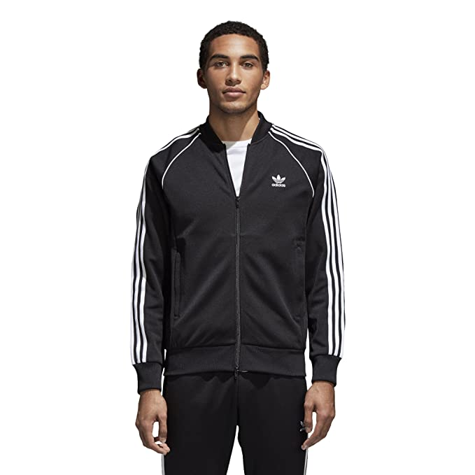 release date: 100% genuine clearance sale adidas Men's Superstar Track Jacket