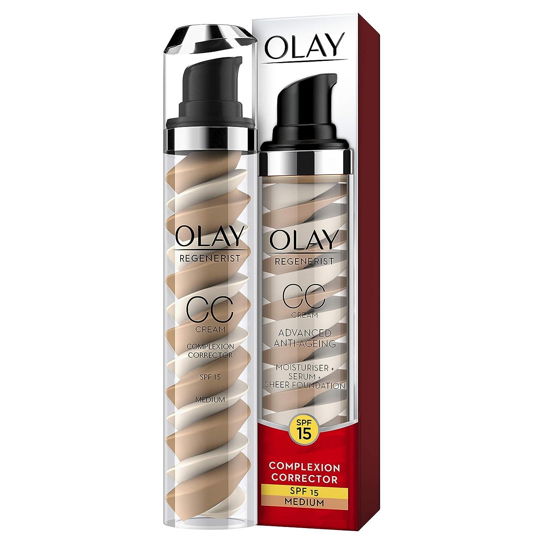 Olay Regenerist Complexión Corrector CC Cream SPF 15 - 50 ml Procter & Gamble 8394066