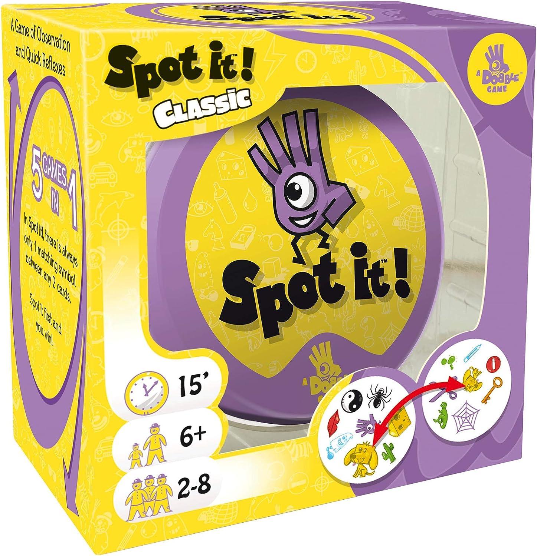 Spot It Game