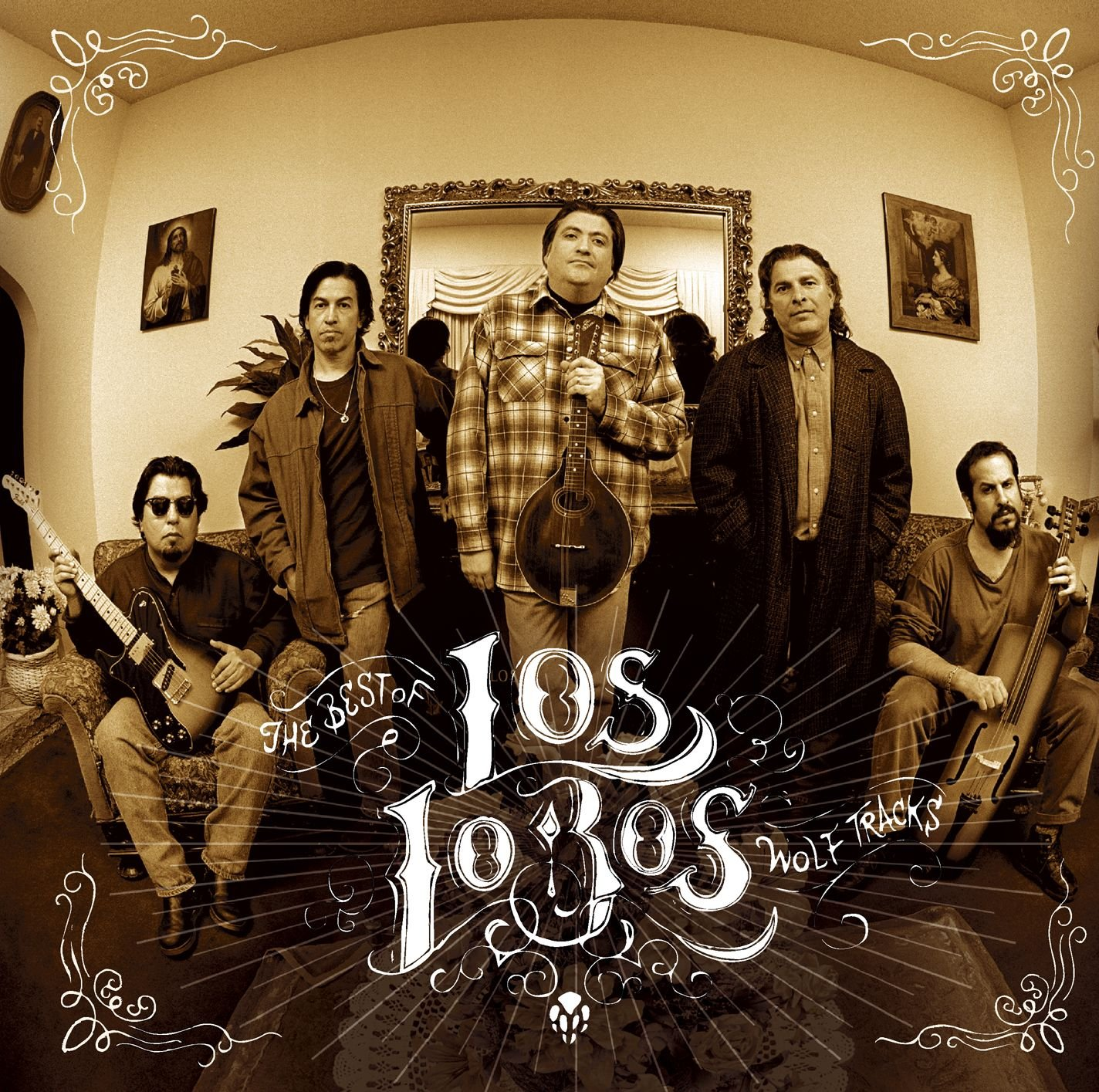 Los Lobos - Wolf Tracks-The Very Best Of Los Lobos - Amazon.com Music