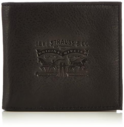 Amazon.com: Levis clásico Dos caballo Bifold Wallet, talla ...