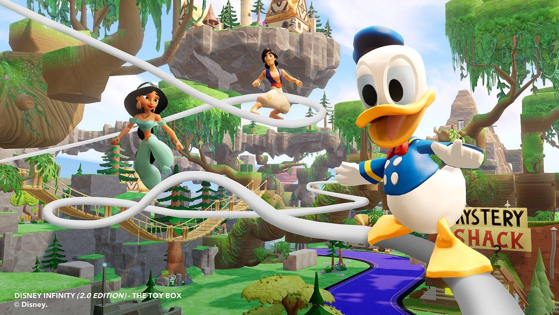 Disney Infinity: Disney Originals (2.0 Edition) Donald Duck Figure - Not Machine Specific by Disney Infinity (Image #5)