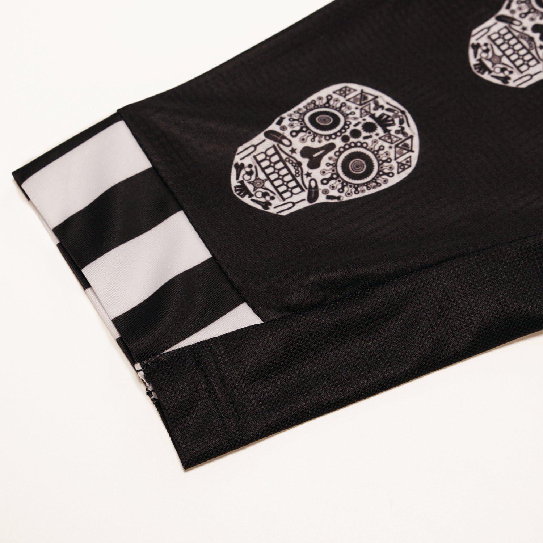Camiseta de ciclismo para hombre JPOJPO transpirable secado r/ápido manga corta