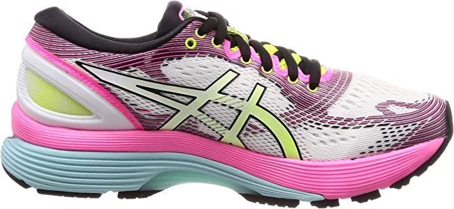 Asics Gel-Nimbus 21 SP, Zapatillas de Running para Mujer, Cream White, 38 EU: Amazon.es: Zapatos y complementos