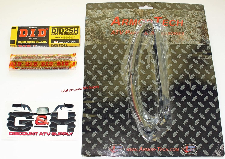 HONDA  1983-1985 ATC 200X Cam Chain Tensioner Set Guide /& Tensioner