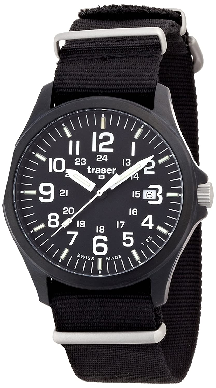 [トレーサー]traser 腕時計 Officer Pro(オフィサープロ) P6704.410.I2.01 メンズ 【正規輸入品】 B00ETR0TGK