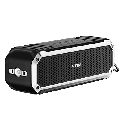 Amazon.com: Vtin Rocker 10 W conductores altavoz bluetooth 4.0 ...
