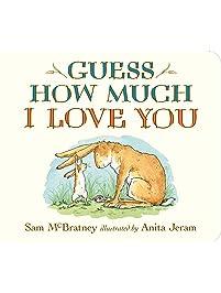 Kids Preferred Guess How Much I Love You Board Book