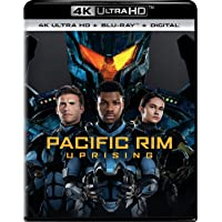 Pacific Rim Uprising [Blu-ray]