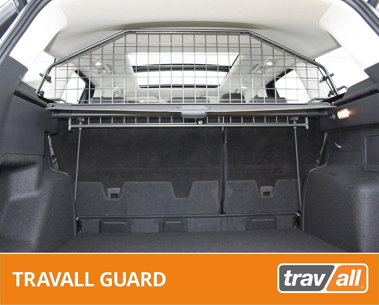 Travall® Guard Hundegitter TDG1411 – Maßgeschneidertes Trenngitter in Original Qualität
