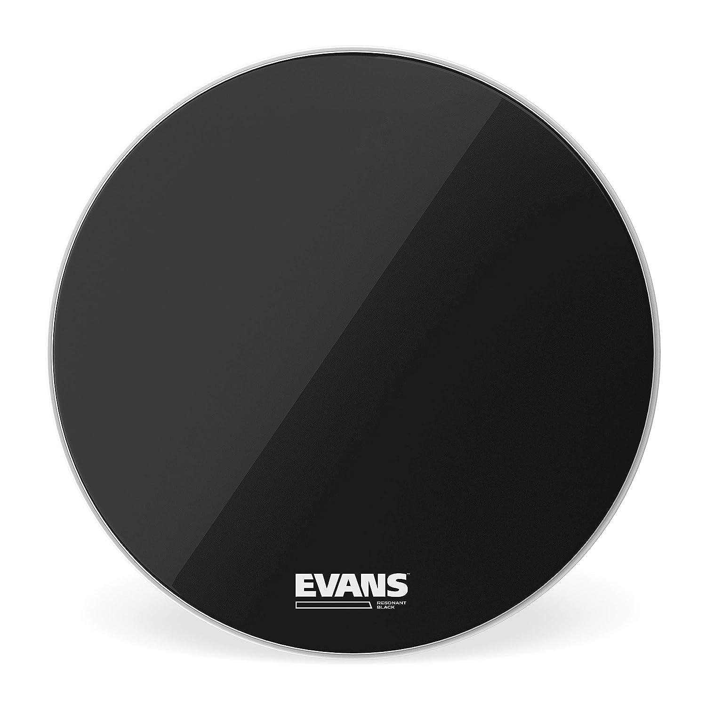 Evans Resonant Black Bass Drum Head, 22 Inch 810wfyDl9YL
