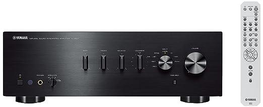 11 opinioni per Yamaha A-S501 Amplificatore Integrato, Nero