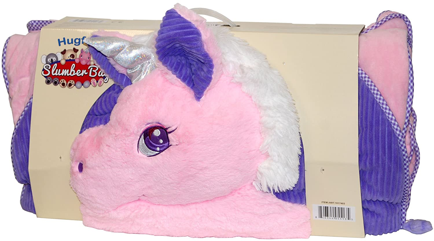 Slumber Bag- Unicorn HugFun