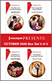 Harlequin Presents - October 2020 - Box Set 2 of 2