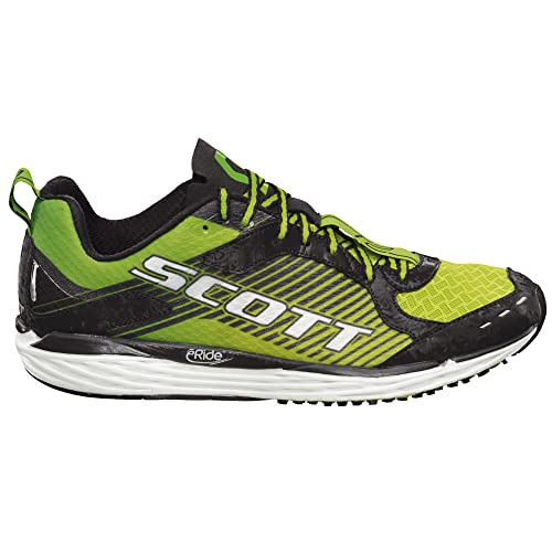 Scott T2 C Evo zapatillas para correr verde / negro - verde, 45.5: Amazon.es: Zapatos y complementos