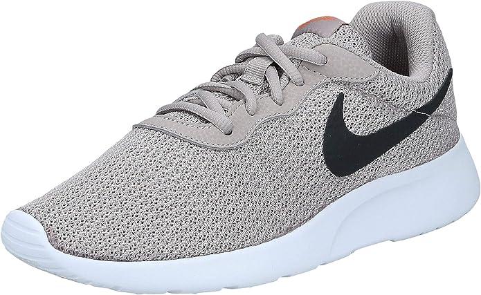 Nike Tanjun Sneakers Laufschuhe Herren Grau/Weiß