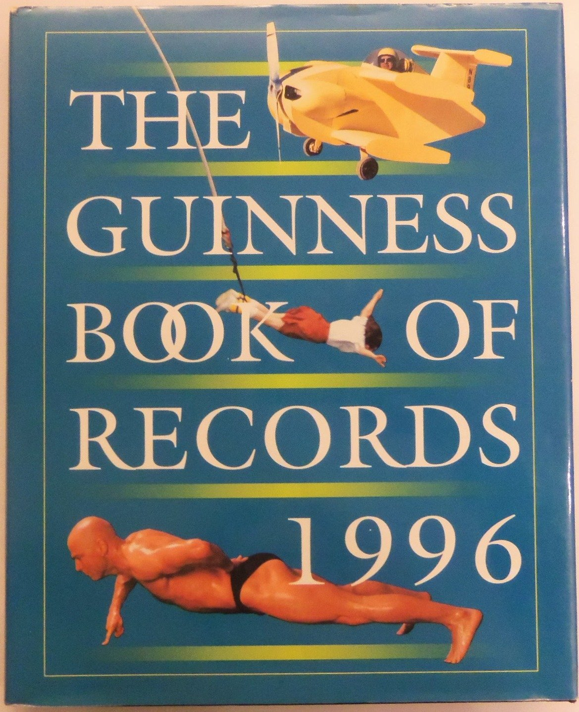 the guinness book of records 1996 guinness world records facts on